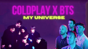 Coldplay & BTS – My Universe