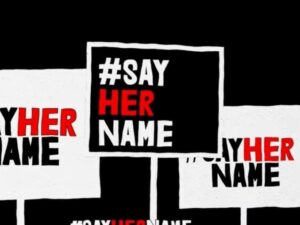 Janelle Monáe – Say Her Name (Hell You Talmbout) ft. Various Artists