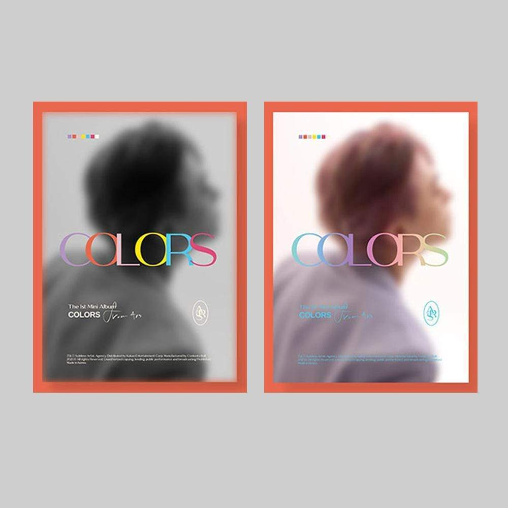 Youngjae – COLORS from Ars Album Zip Download